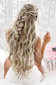 Easy Prom Hairstyles 43 Stunning 24 Stunning Prom Hairstyles For Long Hair For 24 Pinterest