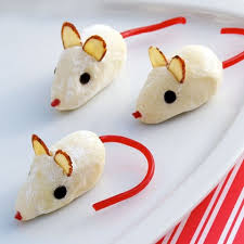 Cinderella's Christmas Mice Truffles   Disney Family