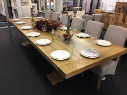Large Dining Table Design Ideas Aaronggreen Homes Design Folk