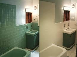 bathroom tile refinishing. Bathtub Refinishing - Tile Full Bathroom Before \u0026 After
