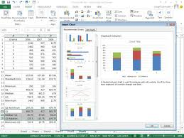Box And Whisker Charts For Excel Dummies