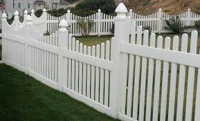 Vinyl Picket Fence Decor Outdoor Waco Loading Vinyl Picket Fence