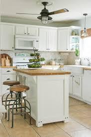 Diy kitchen island ideas Step Diy Kitchen Island Shades Of Blue Interiors Diy Kitchen Island With Trash Storage Shades Of Blue Interiors