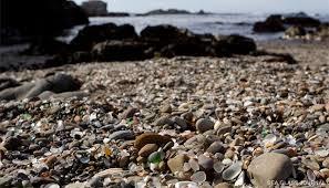 glass beach at fort bragg