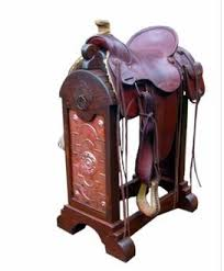Saddle Display Stands Wooden Saddle Stands on Sale Discount Prices 54