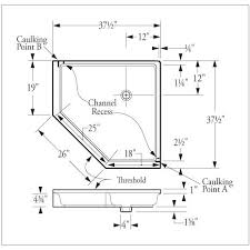 corner shower stall dimensions. Dimensions Corner Shower - Google Search Stall D