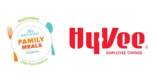 family meals month hy vee celebrates national family meals month produce retailer