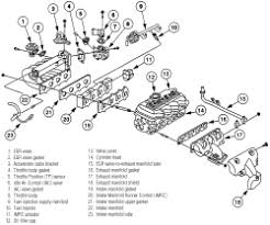 ford repair professionals how to remove cylinder head on 2003 click image to see an enlarged view