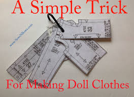 Free Printable Doll Clothes Patterns For 18 Inch Dolls Cool Ideas