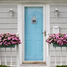 Light Blue Front Door 15 Stunning Front Doors The Family Handyman