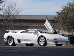 1994 Lamborghini Diablo VT - Hollywood Wheels Auction Shows