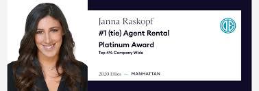 Janna Raskopf   Douglas Elliman   New York City