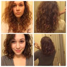 Hair Style Before And After deva cut before and after curlyhair 1390 by wearticles.com