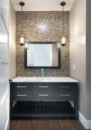 hanging bathroom lighting. New Pendant Lighting For Bathroom Hanging Lights On Each Side Of Mirror Uk E