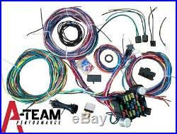 circuit wire wiring harness speedway 20 circuit wiring harness instructions 20 circuit wiring harness chevy mopar ford jeep hotrods universal