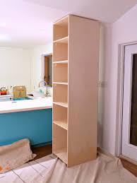 kitchen pantry cabinet diy