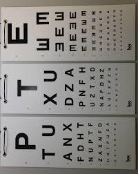 Printable Vision Test Chart Images Online