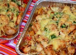 Recept kip kapsalon