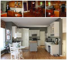 Ranch Kitchen Remodel 50 Inspirational Home Remodel Before And Afters
