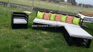 recycled pallets outdoor furniture. Fine Outdoor DIY Patio Furniture Ideas Source  Recycled Pallet Sofa Inside Recycled Pallets Outdoor Furniture R