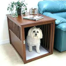 pet crate end table crown mahogany large dog coffee coffee table made out of crates dog crate