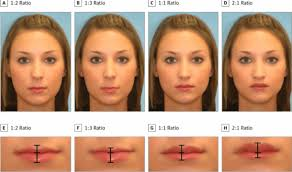 Having a face which is equal on both sides is a biological advert which tells prospective partners that men are attracted to women who smile, but it's not true the other way around. The Lip Shape Men Love Most According To Science Yourtango