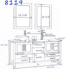 what is the standard height of a bathroom vanity bathroom standard vanity height for modern bathroom