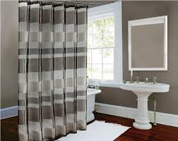 Modern Shower Curtains Style