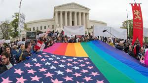 legal battle over gay marriage hits the supreme court tuesday  legal battle over gay marriage hits the supreme court tuesday it s all politics npr