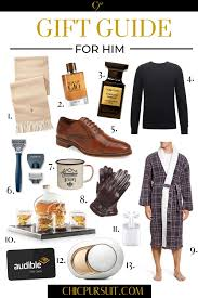 50 perfect gifts to get your boyfriend