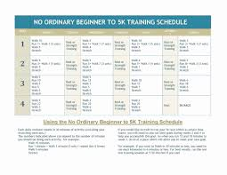 Triathlon Training Calendar Template Lovely Workout Schedule ...