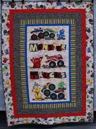 Monster Trucks | Sold Quilts! | Pinterest | Monster trucks and ... & Quilts for Sale. Quilts made by American and Canadian quilters. Place to buy  and sell quilts online. Adamdwight.com