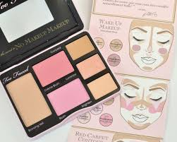 too faced no makeup makeup