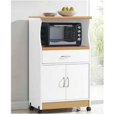 Kitchen Cabinet For Microwave White Kitchen Cabinet Cart 11195520170521 Ponyiexnet