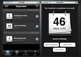 Calendar Countdown Days 15 Iphone Apps To Count Down The Holidays Iphone Appstorm