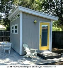 studio shed with bathroom modern plans designs backyard sheds and kitchen outdoor b