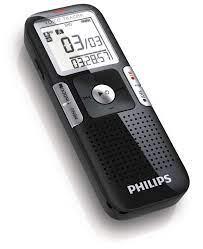Voice Tracer dijital ses kaydedici LFH0642/00