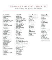 Gift Registry Template Wedding Registry Template Card Best Of Word Free Printable