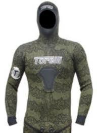 Torelli Wetsuit Size Chart Torelli Gondwana Wetsuit Jacket 3 5mm