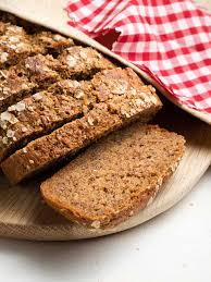 eggless banana bread adaptable for