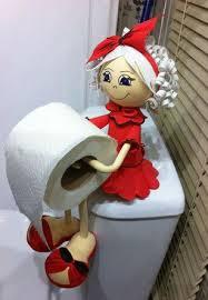 Оригинальные <b>держатели</b> для <b>туалетной бумаги</b>. Выкройка и ...