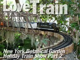 holiday train show ny botanical garden part 2