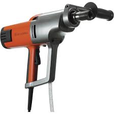 hand held core drill. husqvarna handheld core drill kit, model# dm 230 hand held northern tool