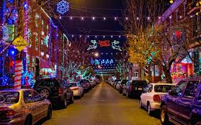 Lights Of The South Events The Best Christmas Light Displays In Every State Travel
