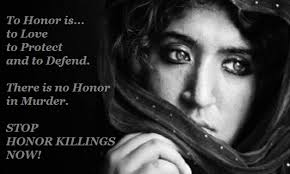honor killing in the english buzz