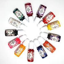 <b>10g</b>/<b>бутылка УФ смолы</b> жидкие пигменты DIY искусства ручной ...