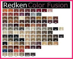 Chromatics Colour Chart 9 Things You Probably Didnt Know About Redken Chromatics
