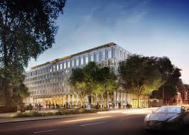 Us Embassy London Design David Chipperfield Plans To Convert Us Embassy Into Hotel