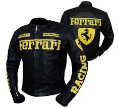 Be the first to review ferrari motorcycle black leather jacket cancel reply. Handmade Men S Ferrari Motorcycle Leather Biker Jacket In Black With Yellow Logo Handmadeleath Winter Leather Jackets Leather Jacket Men Best Leather Jackets