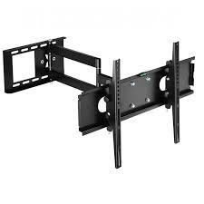 suptek articulating tv wall mount bracket for 26 55 lcd led plasma 3d tv with full motion tilt tv wall mount bracket wall mount bracket wall mounted tv